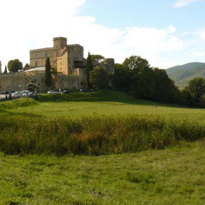 Le château de Lourmarin