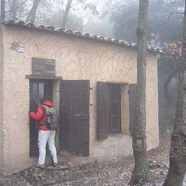 Le refuge Baudino
