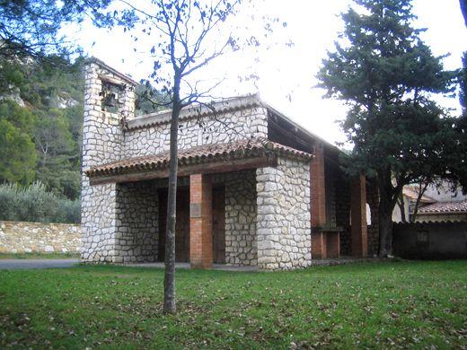 chapelle de la Roquette