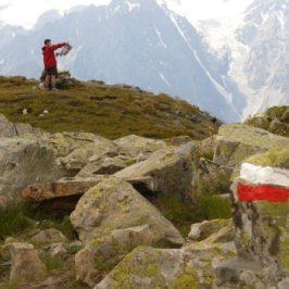 Randonnée au col du Chardonnet sur les hauteurs de Névache