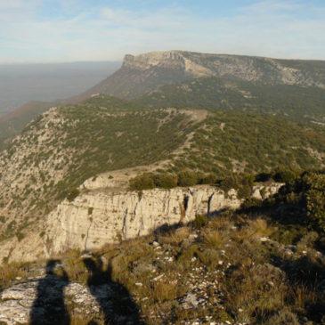 Trets : rando de l'ermitage de saint-Jean-du-Puy au Mont Olympe