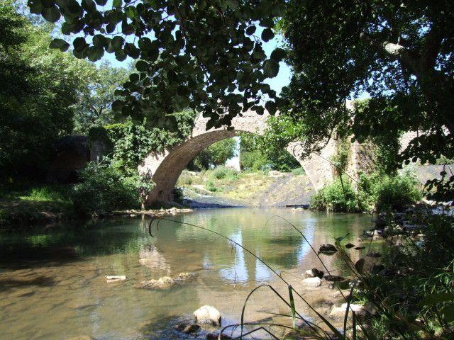 pont de la rivière caramy à tourves