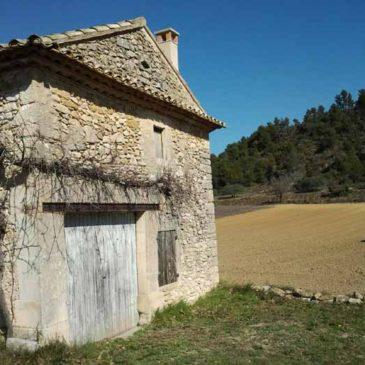 Balade dans la campagne de Puyvert