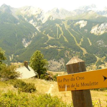 Randonnée en boucle à la cime des Conchiers à Monêtier les Bains