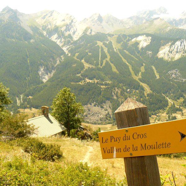 Le Puy du Cros le Monêtier