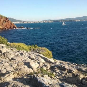 Balade côtière à Sanary-sur-Mer