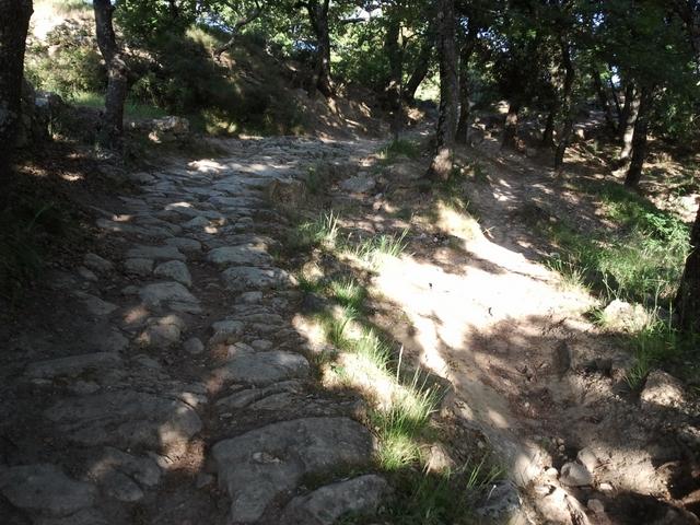 Ancienne voie romaine
