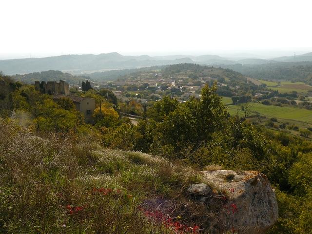 Vernègues village récent