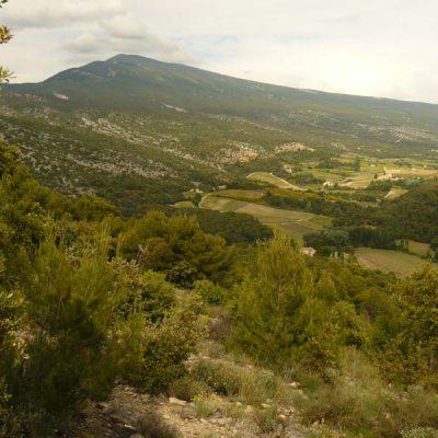 ...et le Mont Ventoux