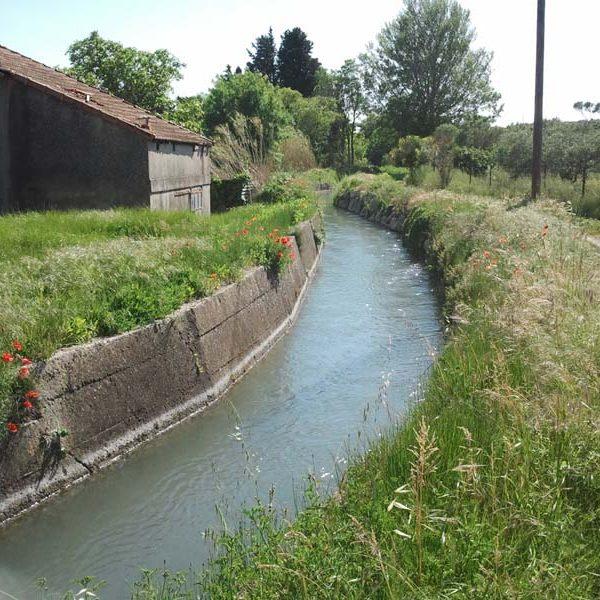 Canal de Pélissanne