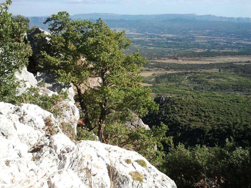 Vue depuis le refuge Baudino