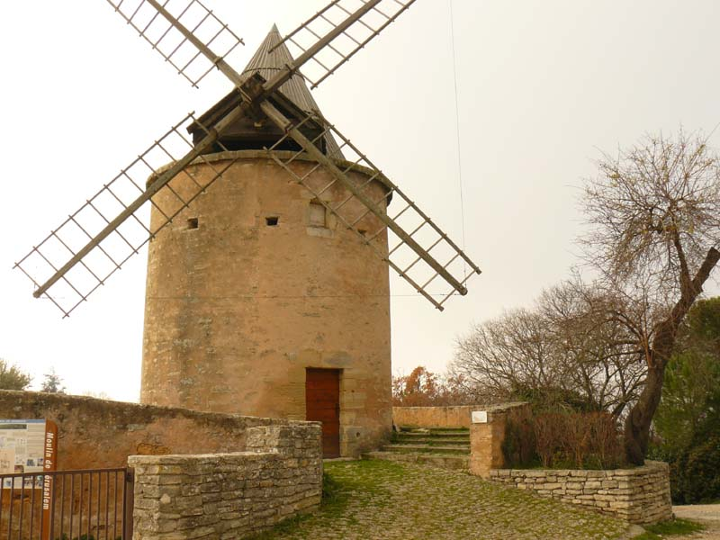 moulin de jerusalem