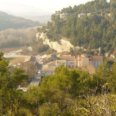 village de Lumière Luberon