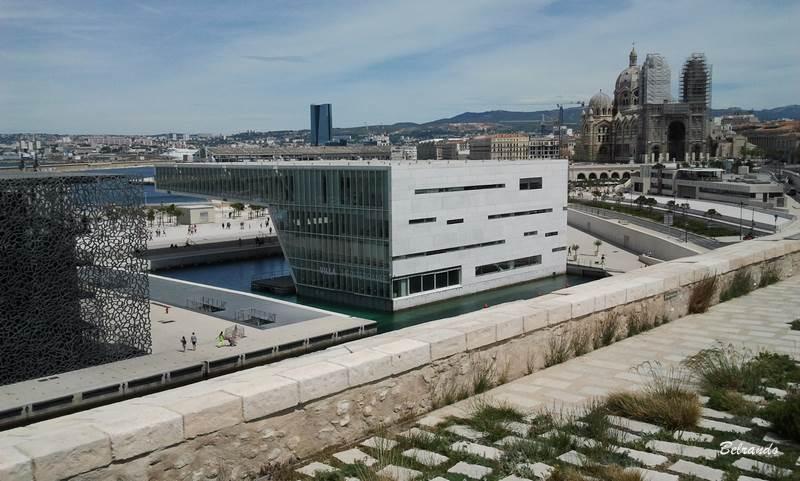 La Villa Méditerranée Marseille