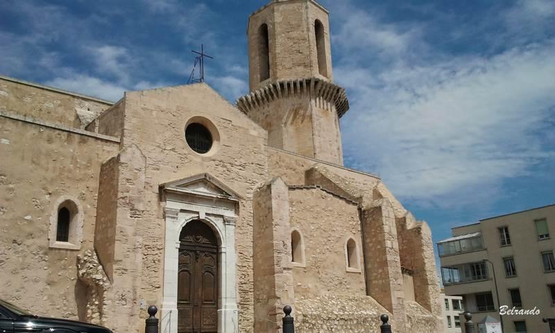 église sainte catherine marseille