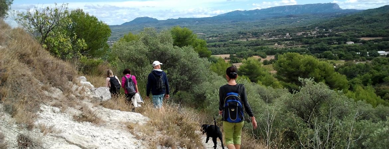 Randonnées en Provence et dans les Alpes du Sud