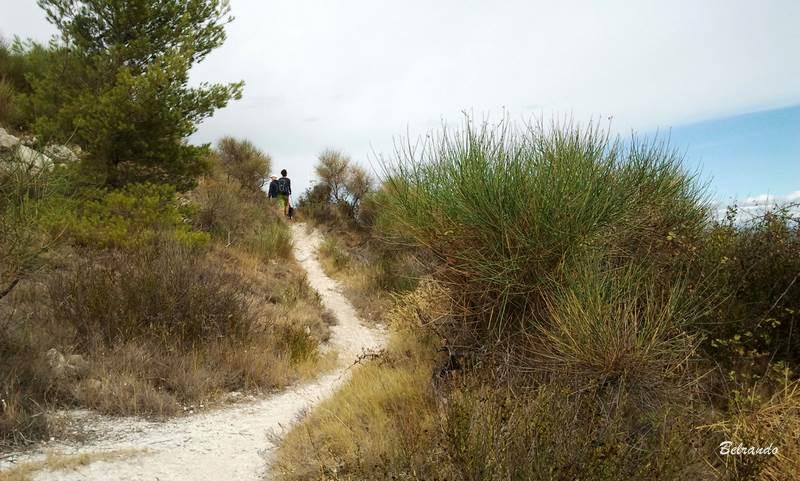 Sentier, le Quiho