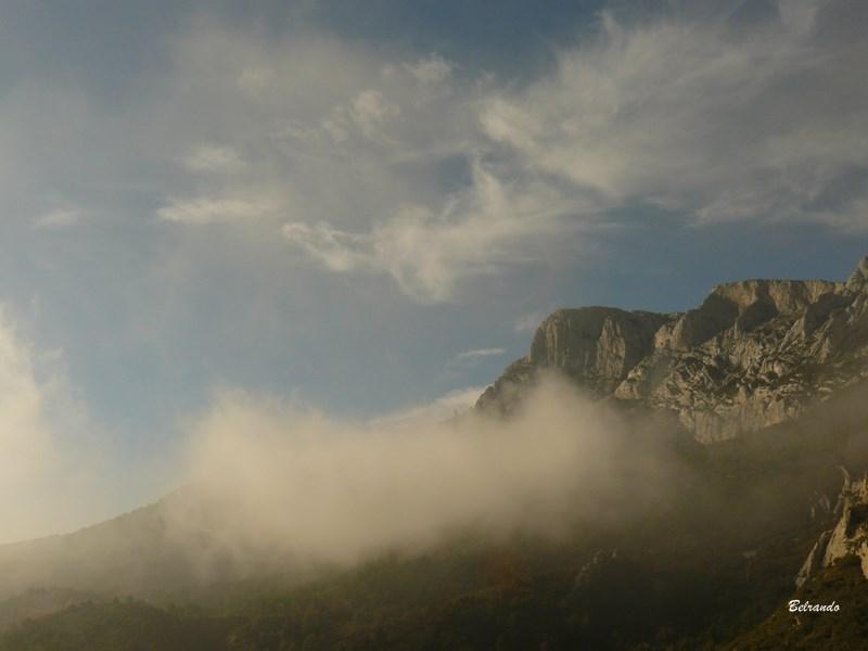 brume sur le baou des vespres