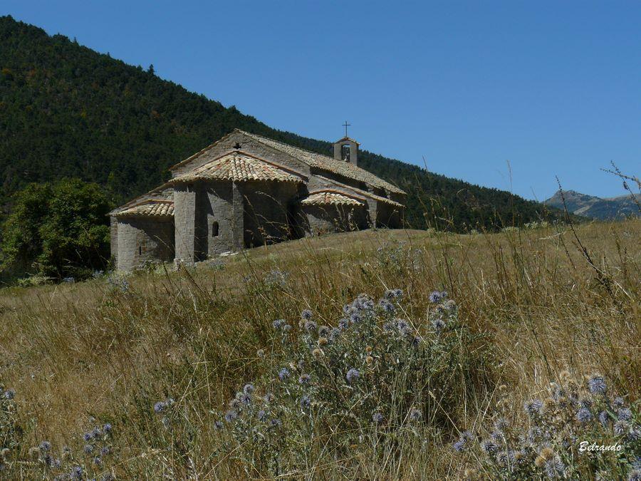 chapelle-romane -notre-dame-valvert-vergons