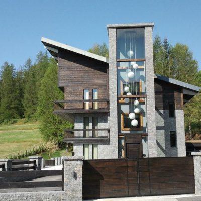 chalet moderne Valberg