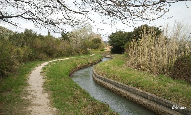 Le canal de Craponne