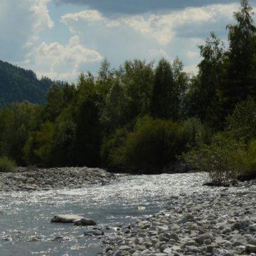 Balade au fil du Drac à Pont-du-Fossé