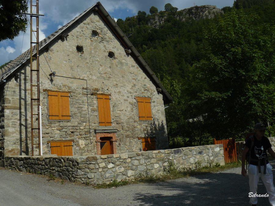 Maison du hameau Les Ricous