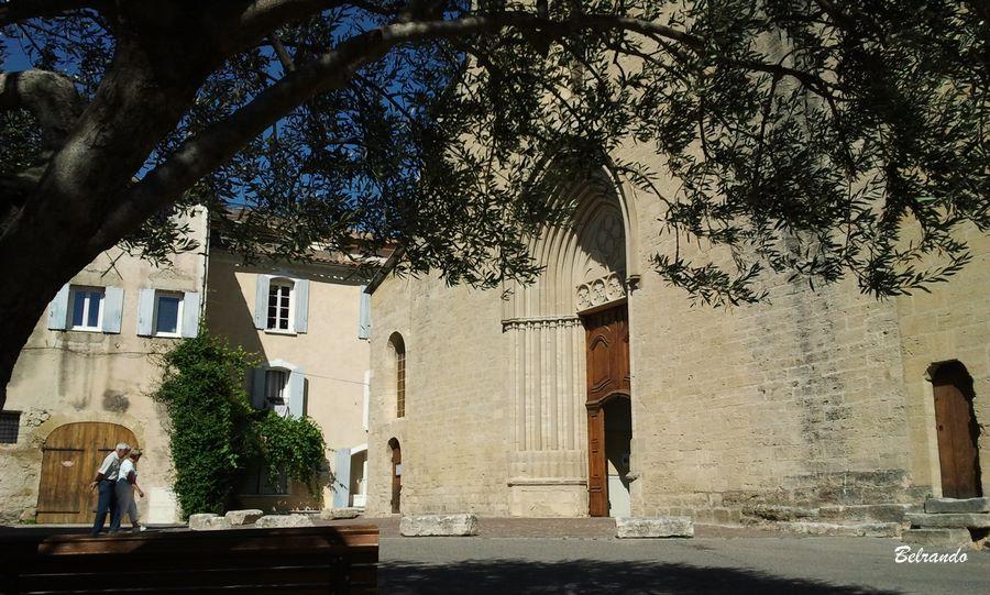 église de cucuron Notre-Dame de Beaulieu