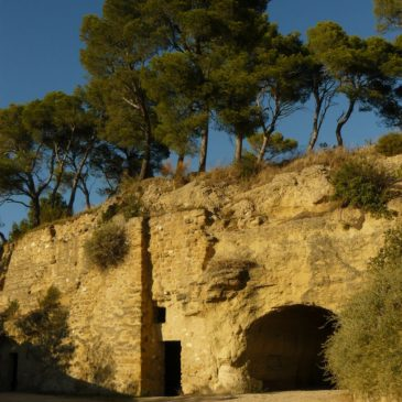 Balade au château de Cadenet