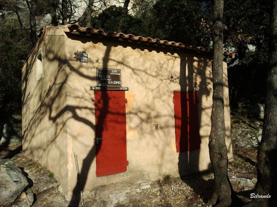 Le charmant refuge Baudino rénové depuis 2016.