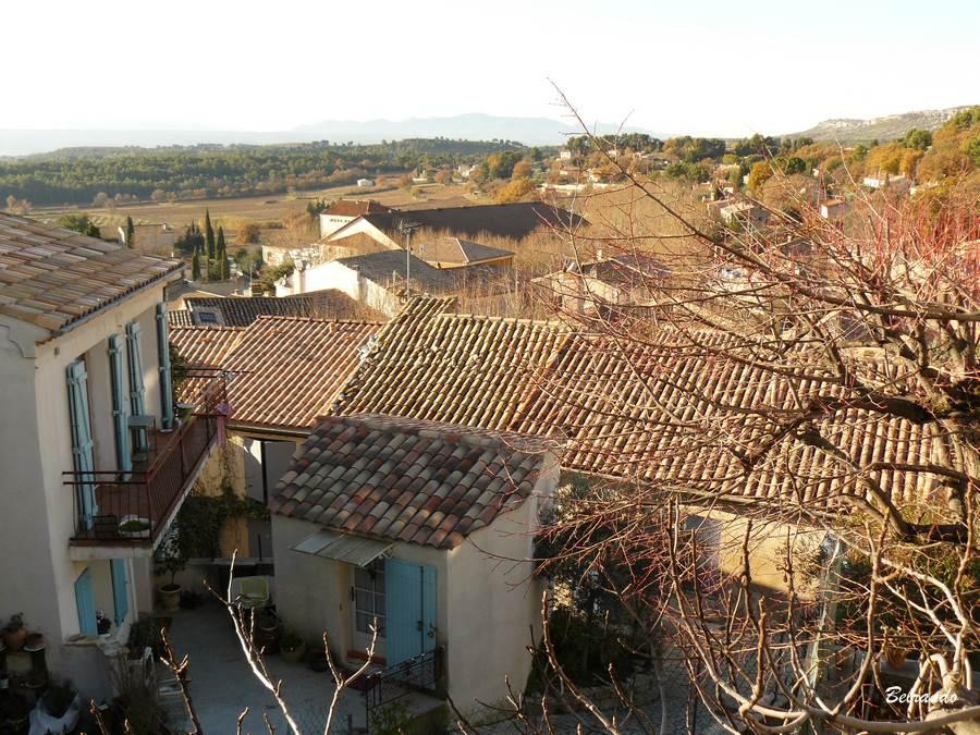 Les toits de puyloubier
