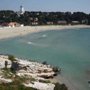 Balade sur la Côte Bleue de Carro à la plage de Sainte-Croix