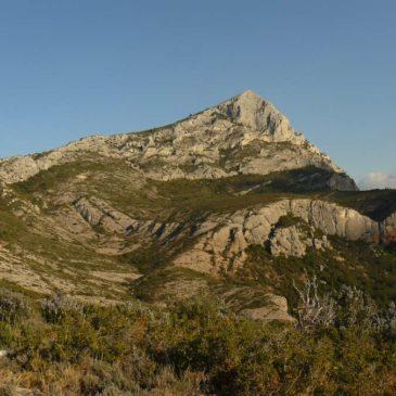Rando Sainte-Victoire, circuit Roques-Hautes, Imoucha et Costes Chaudes